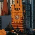 Clock-Flinders